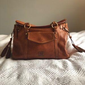Dooney & Bourke Florentine Leather Satche